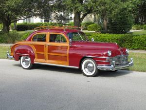 1947 Chrysler Town & Country Windsor Sedan