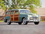 Chrysler Royal Station Wagon 1949 года