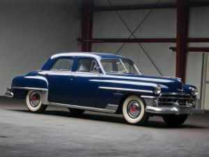 Chrysler New Yorker Sedan 1950 года