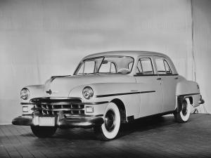Chrysler Royal 6-Passenger Sedan 1950 года