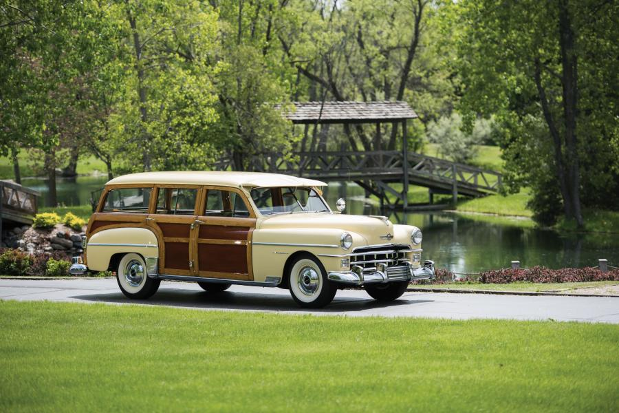 Chrysler Royal Town & Country Station Wagon (C48S) '1950