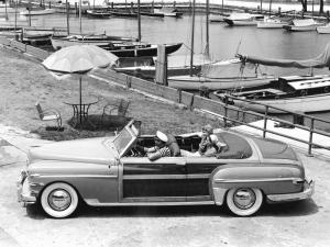 Chrysler Town & Country Convertible 1950 года