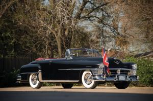Chrysler New Yorker Convertible 1951 года