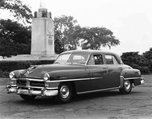 Chrysler New Yorker Sedan 1951 года