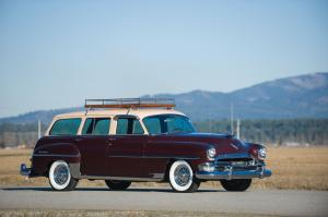 Chrysler New Yorker Town & Country 1954 года