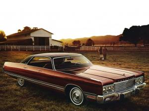 Chrysler New Yorker Brougham 4-Door Hardtop 1956 года