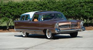 1956 Chrysler-Plymouth Plainsman Concept Car