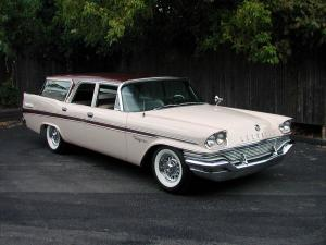 1957 Chrysler New Yorker Station Wagon
