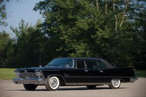 Chrysler Imperial Crown Limousine 1958 года