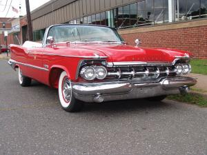 1959 Chrysler Imperial Crown Convertible