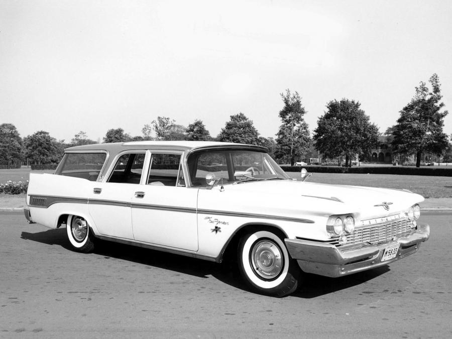 Chrysler Town & Country New Yorker Station Wagon '1959