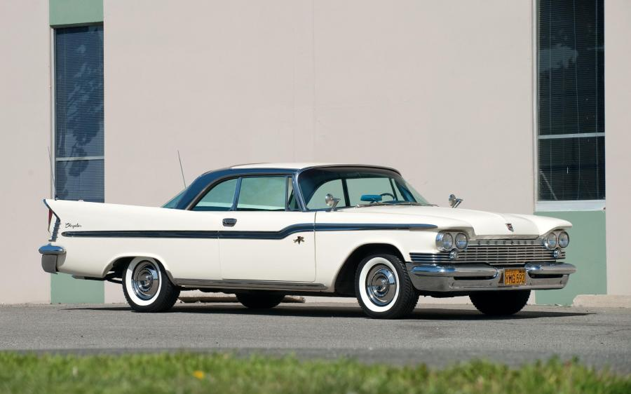 Chrysler Windsor Hardtop Сoupe