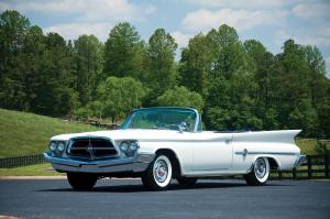 Chrysler 300F 4-Speed Convertible 1960 года