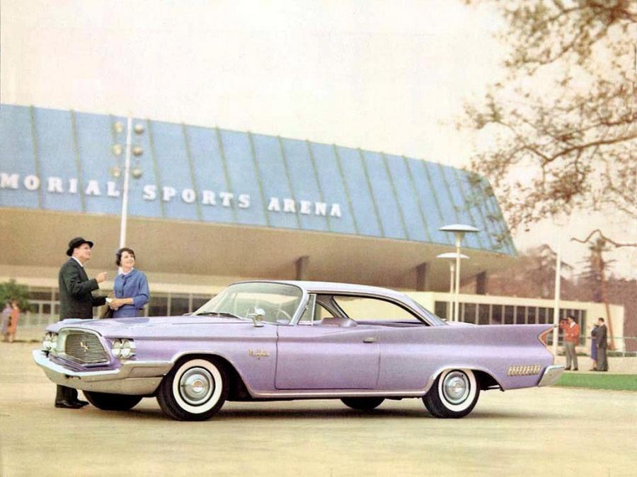 Chrysler New Yorker Hardtop