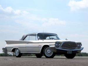 Chrysler Windsor Convertible 1960 года