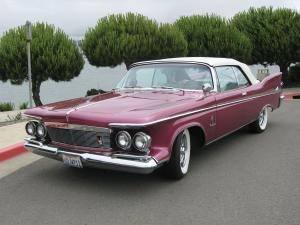 Chrysler Imperial Crown Convertible 1961 года