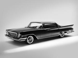 Chrysler New Yorker Hardtop Sedan 1961 года