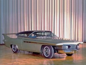 1961 Chrysler TurboFlite Concept