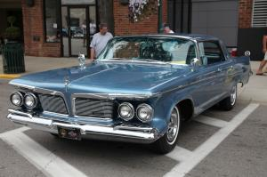 Chrysler Imperial 1962 года