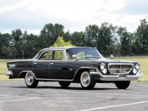 Chrysler New Yorker Sedan 1962 года