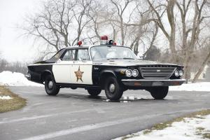 Chrysler Newport Police Highway Patrol 1963 года