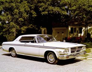 1964 Chrysler 300 2-Door Hardtop