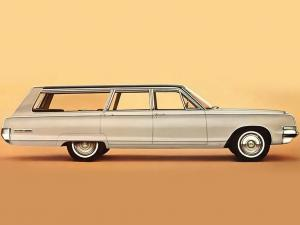 Chrysler Town & Country New Yorker 1965 года