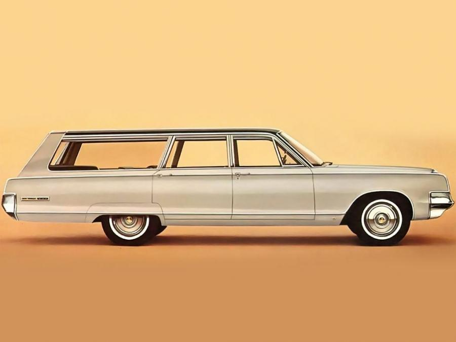 Chrysler Town & Country New Yorker '1965