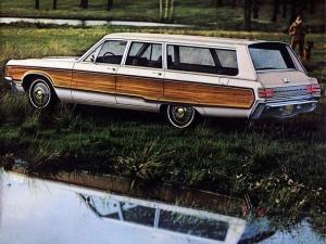 Chrysler Town & Country 1968 года