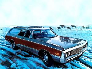 Chrysler Town & Country 1970 года