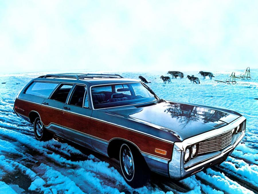 Chrysler Town & Country '1970