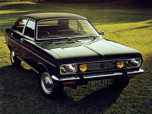 Chrysler 2-Litre 1972 года