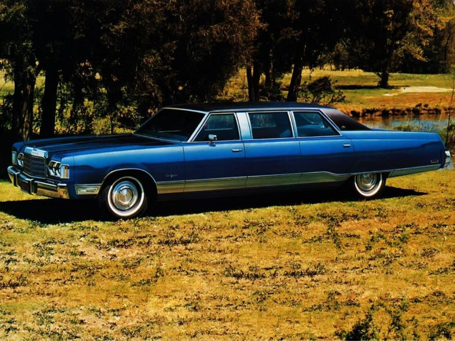 Chrysler New Yorker Limousine by Armbruster-Stageway