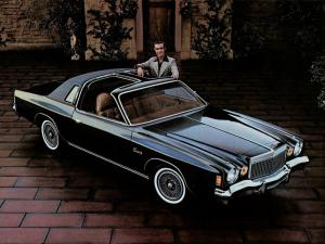Chrysler Cordoba T-Top 1975 года