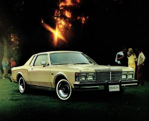 1978 Chrysler LeBaron Coupe