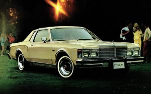 Chrysler LeBaron Coupe 1978 года