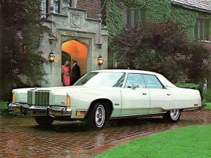 Chrysler New Yorker 4-Door Hardtop 1978 года