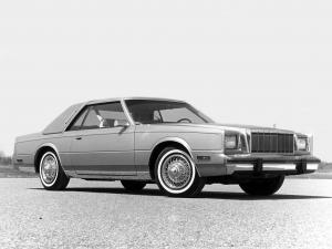 Chrysler Cordoba 1980 года