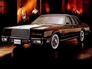 Chrysler Fifth Avenue 1980 года