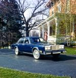 Chrysler LeBaron Medallion Sedan 1980 года