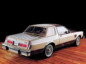 Chrysler LeBaron Salon LS Limited Coupe 1980 года