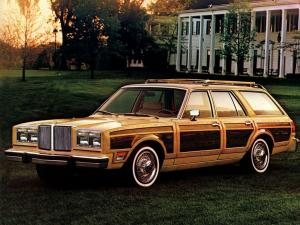 1981 Chrysler LeBaron Town & Country Wagon