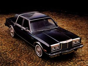 Chrysler New Yorker Fifth Avenue 1982 года
