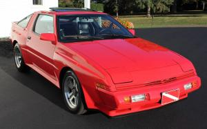 Chrysler Conquest TSi '1987