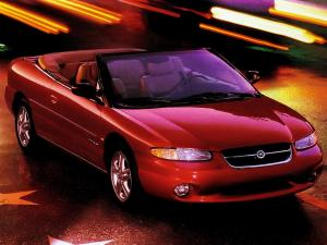 1995 Chrysler Stratus Convertible