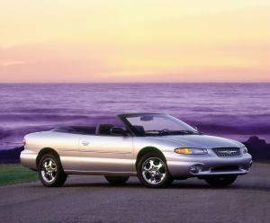 Chrysler Sebring Convertible 1997 года