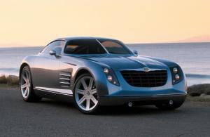 Chrysler Crossfire Concept 2001 года