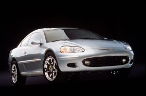 Chrysler Sebring Coupe 2001 года