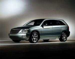 Chrysler Pacifica Concept 2002 года