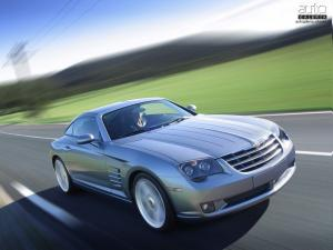 Chrysler Crossfire Concept 2003 года